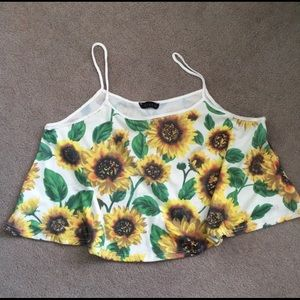 Sunflower Tank 🌻
